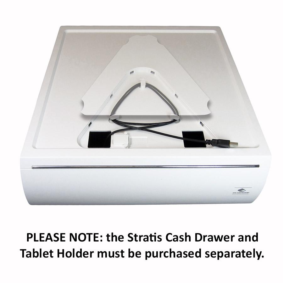 APG Stratis Cash Drawer for Tablets