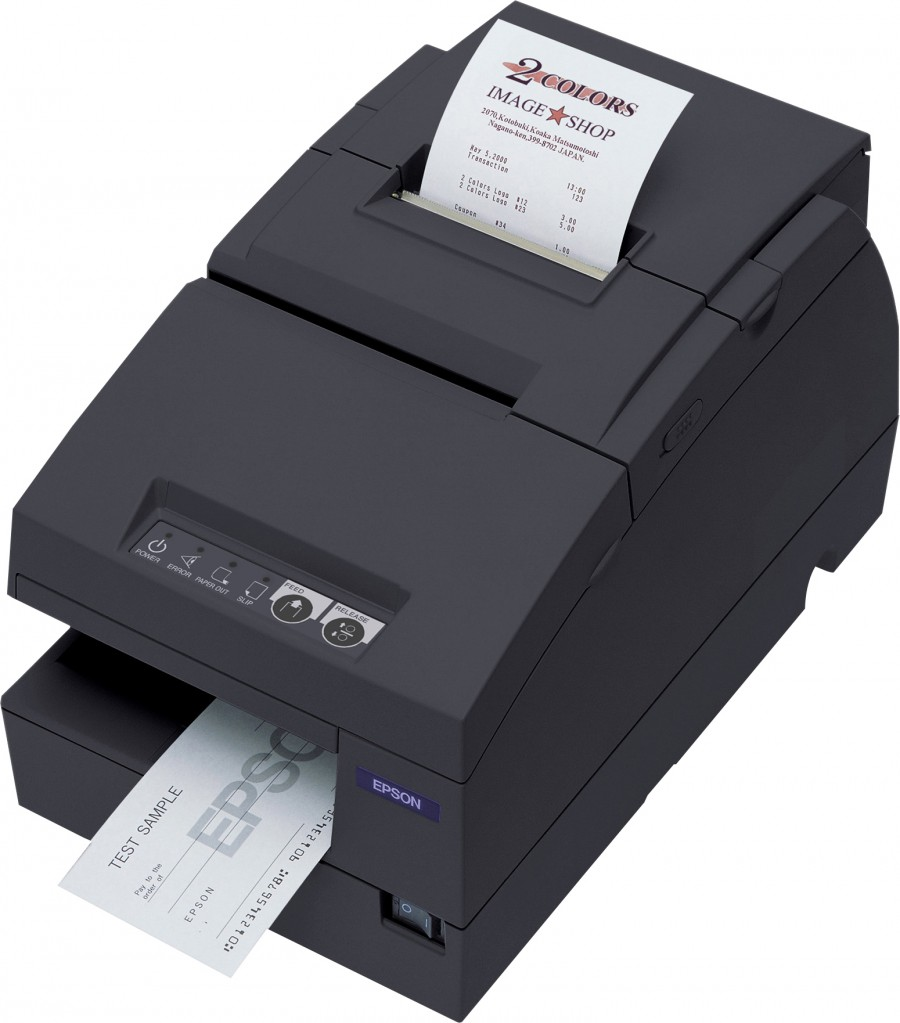 multifunction receipt printer