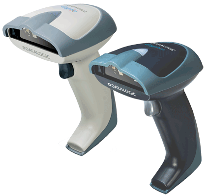 Gryphon GD4100 Scanner