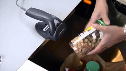 datalogic touch t90 scanner